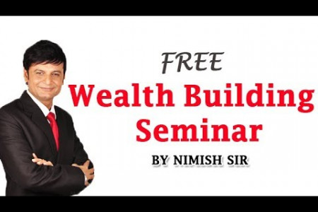 FREE WEALTH BUILDING seminar | Financial Freedom Seminar Mumbai Infographic