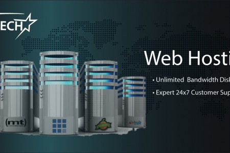 Free Web Hosting Services at Atechstar India Infographic