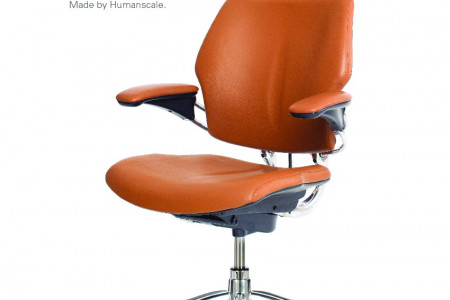Freedom Headrest | Ergonomic Office Chair | Humanscale Infographic