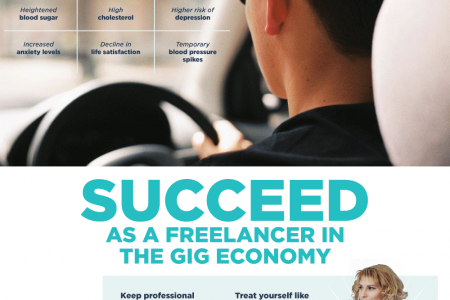 Freelancing As A Career Choice Infographic