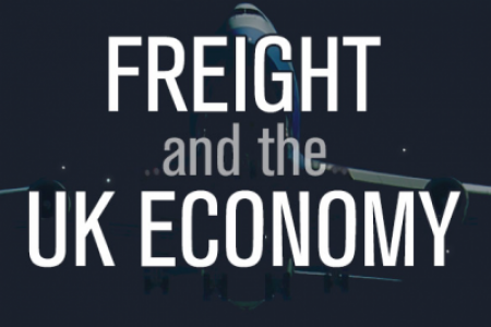 Freight and the UK Economy Infographic