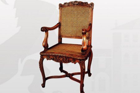 French Armchair Infographic