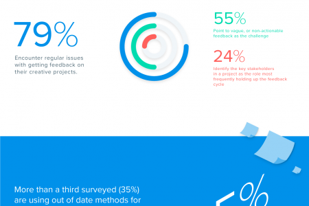 From Chaos to Compliance: Creative Marketing Survey Results Infographic