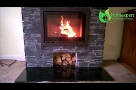 Front Glass Cassette Stove | Homexpert Infographic