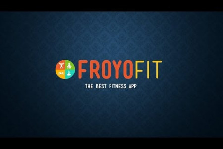 Froyofit: Your Fitness App Infographic