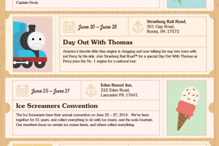 Fulton Steamboat Upcoming Events Infographic