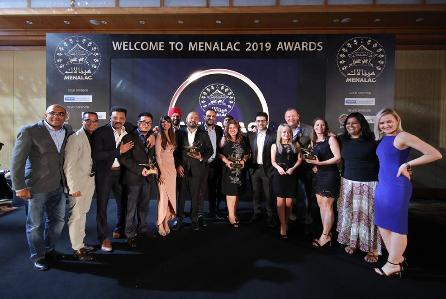Fun City has won 2 awards at the MENALAC Awards Gala 2019. Infographic