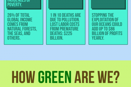 Fun Facts about Earth Day Infographic