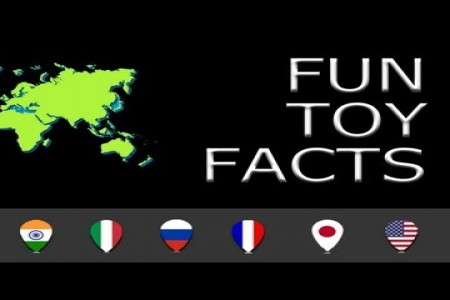 Fun Toy Facts KineticTypography Infographic