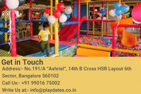 Fun Workshops For Kids in Bangalore Infographic