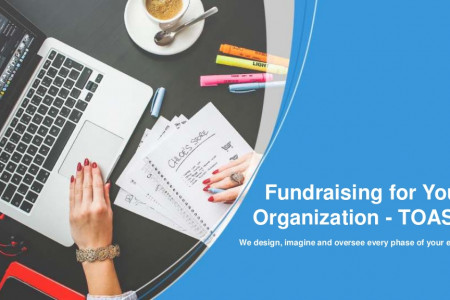 Fundraising for your organization -TOAST Infographic
