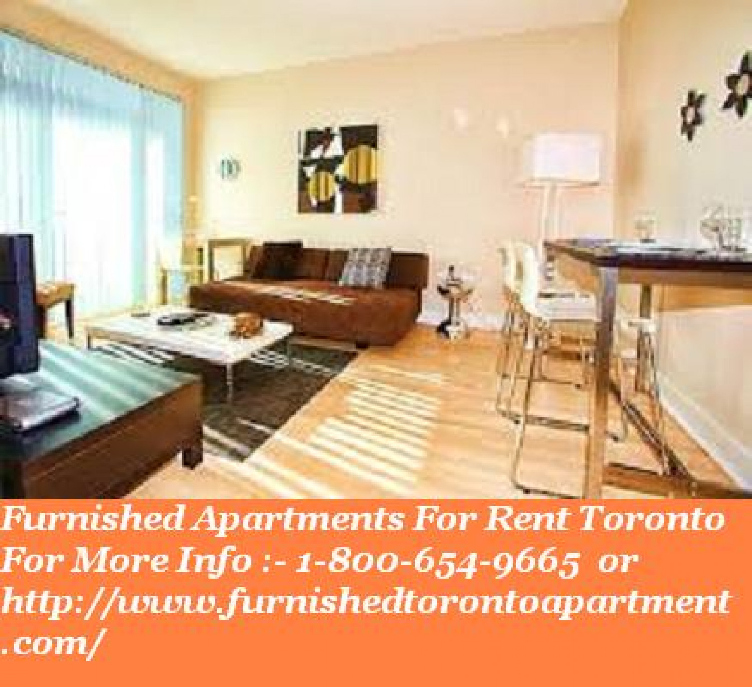 Apartments For Rent Toronto: Furnished Apartments For Rent Toronto Infographic