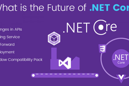 Future of Web and App Development is Asp dot net development services Infographic