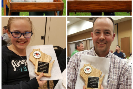 Gauck Family Livestock CLEANS UP at US Meat Pen Championship 2017 and attributes success to Blue Gold Grand Champion Infographic