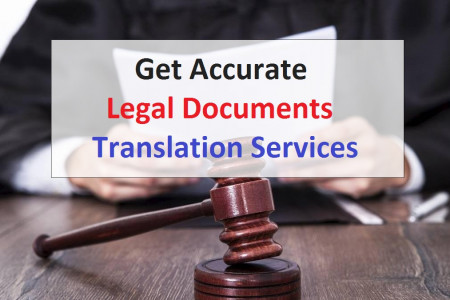 Get Accurate Legal Documents Translation Services Infographic