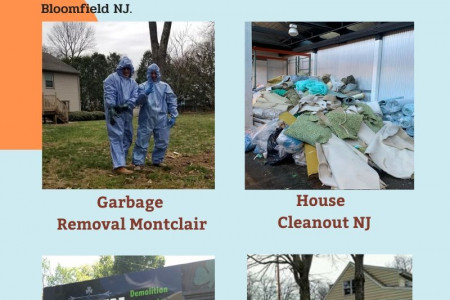 Get Best Junk and Garbage Removal Services in all NJ Infographic