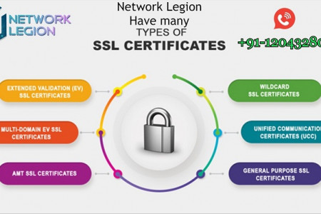Get Best SSL Certificates By Network Legion at a Low Price  Infographic
