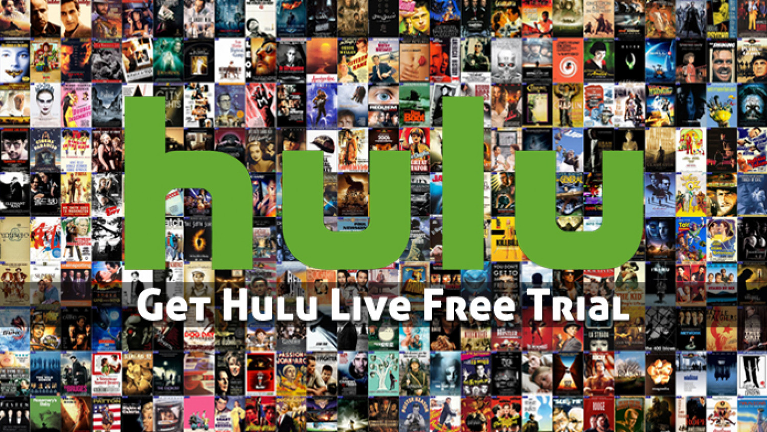 Get Hulu trial for free of cost Infographic