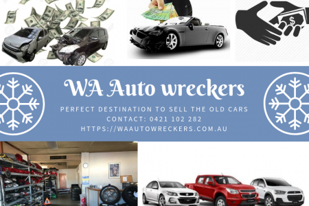 Get Instant Cash For Unwanted Cars In Perth, Australia Infographic