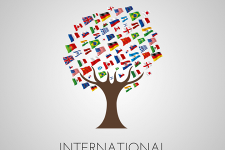 Get .INTERNATIONAL Domain Name Infographic