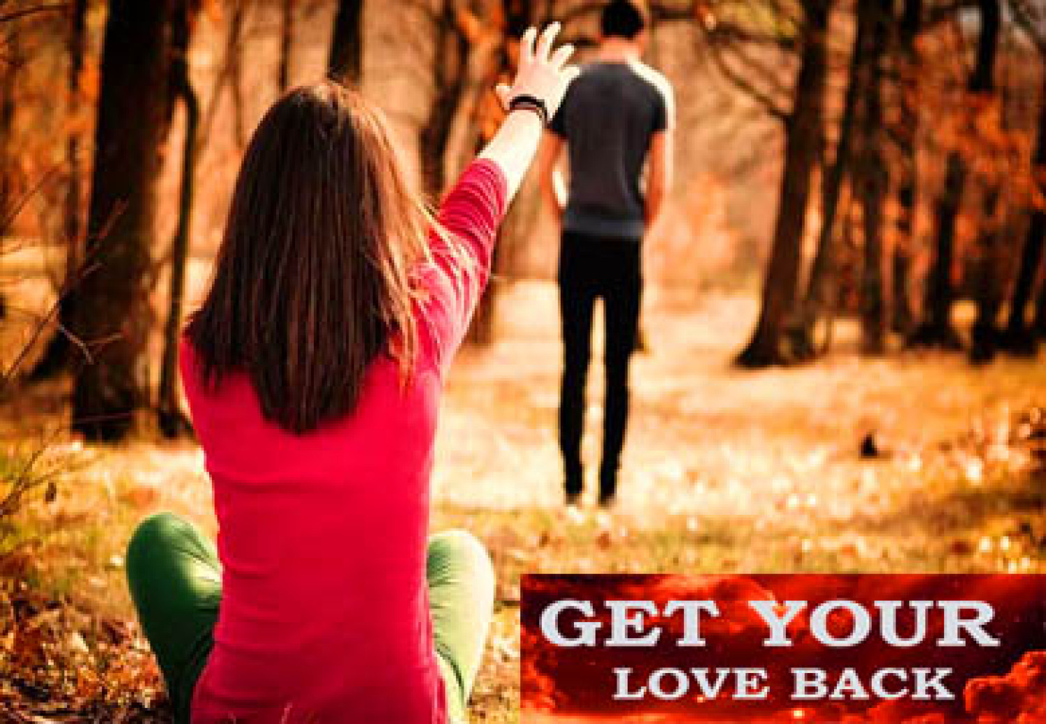 Get Lost Love Back By Vashikaran Infographic