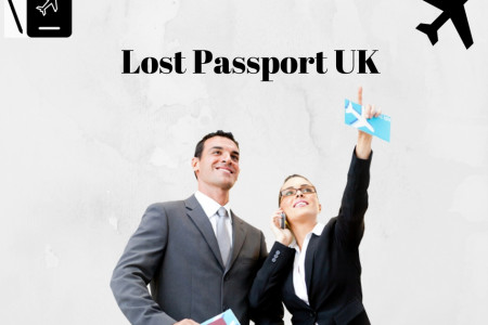 Get Lost Passport Services Uk Infographic