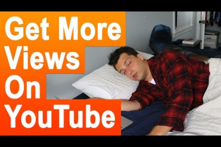 Get more views on youtube videos Infographic