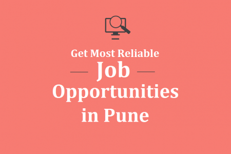 Get Most Reliable Job Opportunities in Pune Infographic