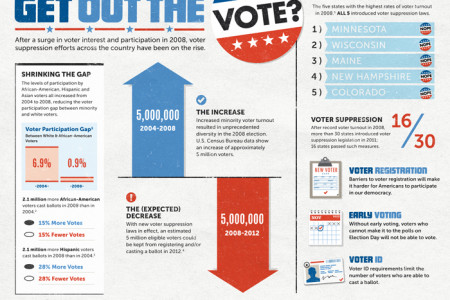 Get Out the Vote Infographic