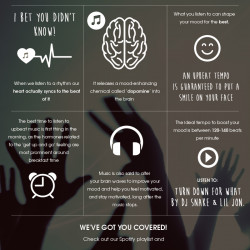 how songs impacts mood