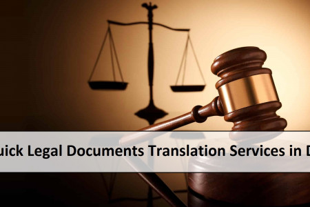 Get Quick Legal Documents Translation Services in Delhi Infographic