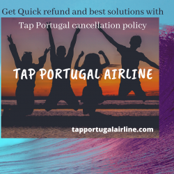Get Quick refund and best solutions with Tap Portugal cancellation policy | Visual.ly
