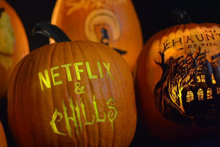 Get Ready For Sleepless Nights With These Halloween Movies On Netflix Infographic