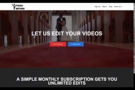 Get Started with Video Butlers Infographic