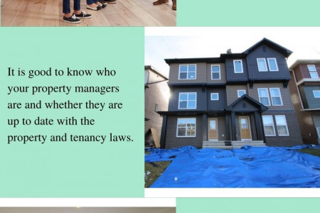 Get the Best Property Management company in Calgary Infographic