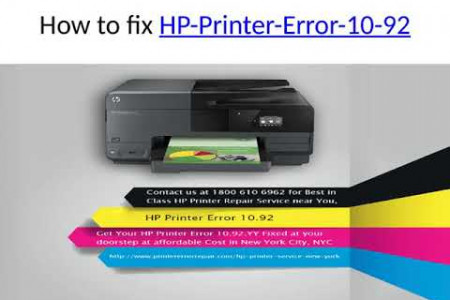 Get the HP Printer Repair Services in New York City, NYC in minimum time. Infographic