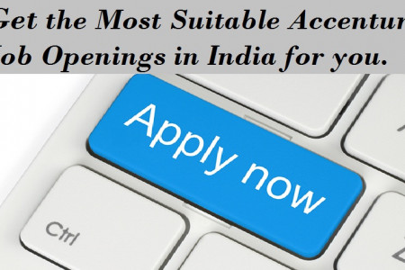 Get the Most Suitable Accenture Job Openings in India for you. Infographic