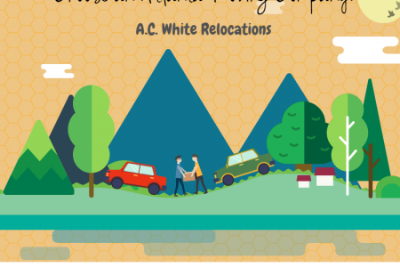 Get To Know A.C White Relocations Moving Company  Infographic