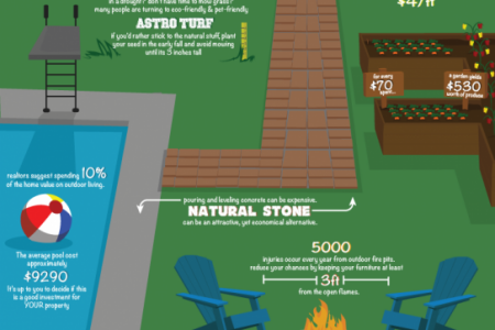 Get To Know Your Back Yard  Infographic