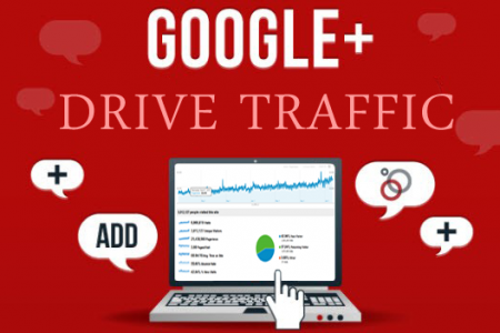 Get Traffic From Google Plus Using 7 Simple Methods Infographic