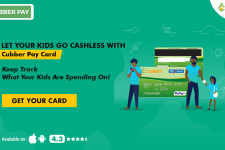 Get your Cubber Pay Card  Infographic
