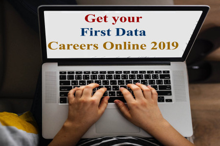 Get Your First Data Careers Online In 2019 - BishuTricks Infographic