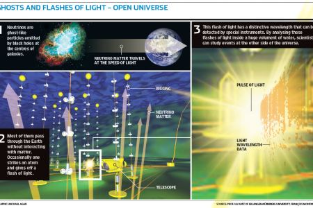 Ghosts of light Infographic