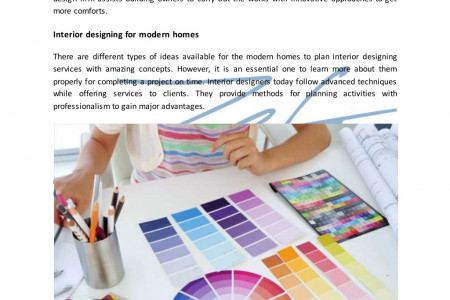 Give Your Interior Design Some Wow With Cutting Edge Creative Designers Infographic