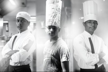 Giving Every Dream a Chance – Shekar, The Aspiring Chef Infographic