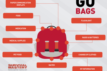 Go Bags Infographic Infographic