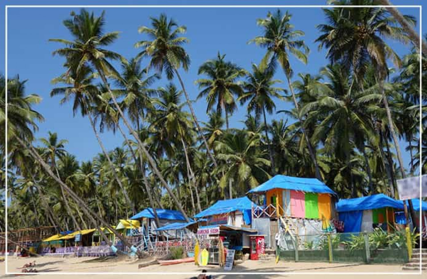 Goa Is Your Dream Destination? Here Are The Best And Less Expensive Beaches In South Goa Must Visit Infographic