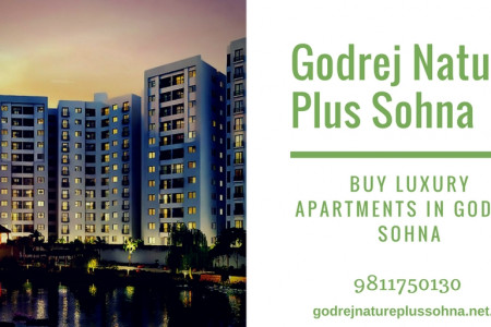 Godrej Nature Plus Sohna Road Gurgaon Infographic