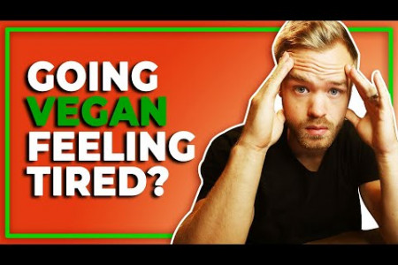 Going Vegan And Feeling Tired? Stop Doing This! Infographic