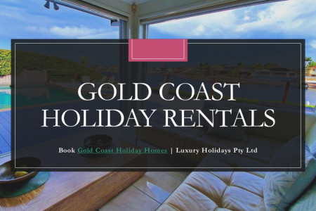Gold Coast Holiday Rentals Infographic